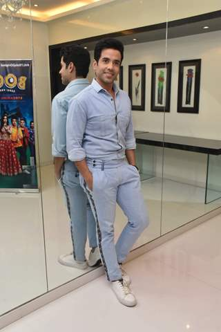 Tusshar Kapoor snapped at the promotions of Boo Sabki Phategi