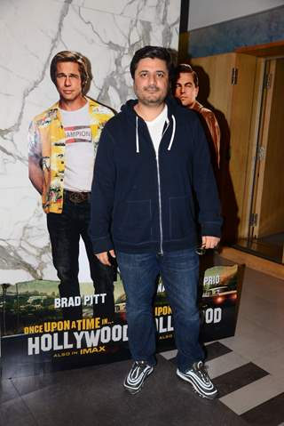 Bollywood celebrities at the special screening of Once Upon a Time in Hollywood!