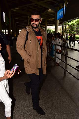 Arjun Kapoor spotted at the Airport!