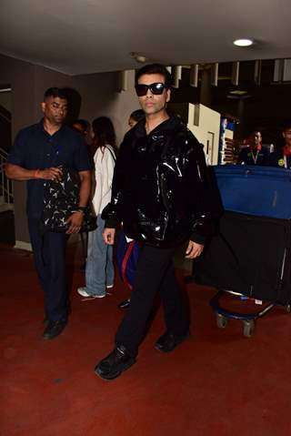 Karan Johar spotted around the town!