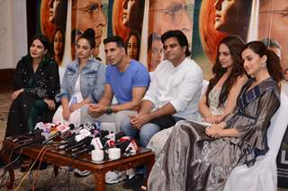 Mission Mangal star cast at the special screening of the film!