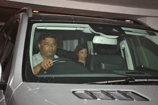 Zoya Akhtar snapped around the town