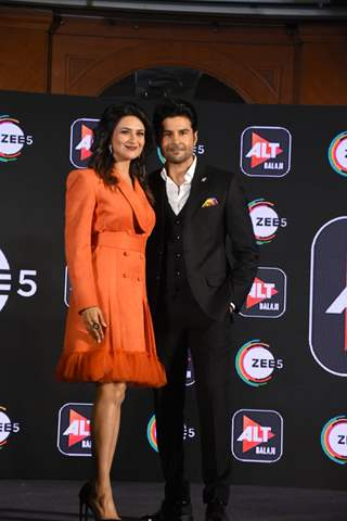 Divyanka Tripathi and Rajeev Khandelwal