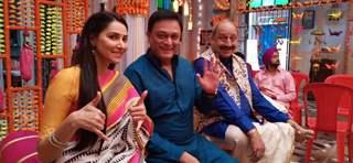 Ishaaro Ishaaro Mein cast