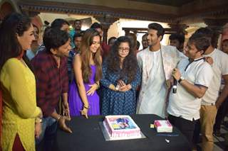 Tujhse Hai Raabta cast celebrates 1 year onset