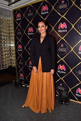 Sonakshi Sinha at Myntra Fashion Launch!