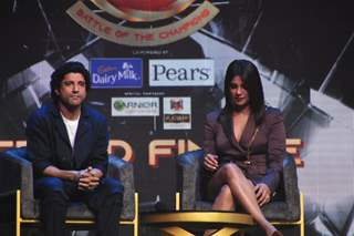 Farhan Akhtar and Priyanka Chopra