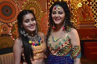 Navratri Celebration Pictures from Yeh Rishtey Hai Pyaar Ke