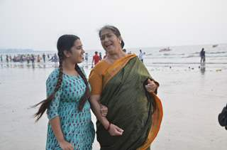 Roshni Walia and Amita Khopkar