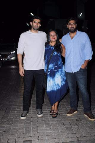 Bollywood celebrities attend the special screening of The Sky is Pink!