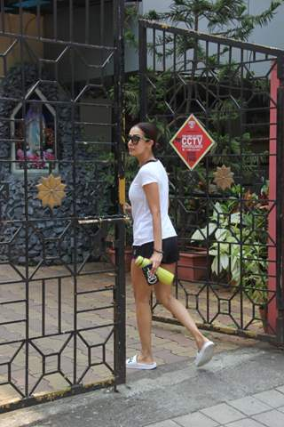 Malaika Arora snapped around the town!