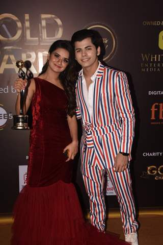 Avneet Kaur and Siddharth Nigam