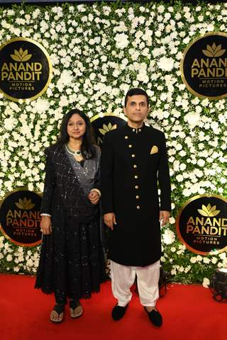 Anand Pandit and Roopa Pandit