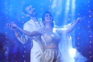 Rohit Sonakshi Sangeet and Wedding Sequence Pictures from Kahaan Hum Kahaan Tum