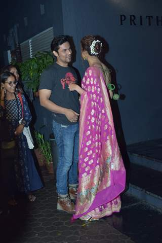 Bollywood celebs spotted at the opening of Prithvi Theatre Festival!