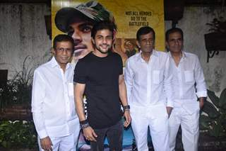 Abbas-Mustan with Mustafa
