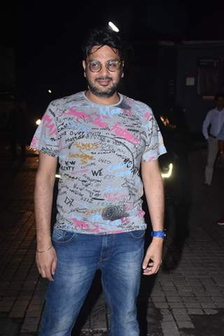 Celebs attend Satellite Shankar's screening