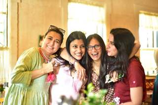 Mini Mathur, Shruti Seth, Konkona Sen sharma and Maria Goretti
