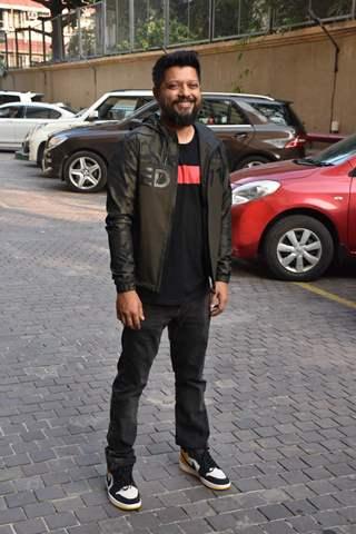 Karan Anshuman at the promotions of Inside Edge 2