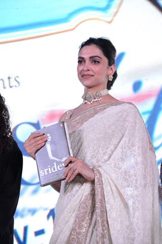 Deepika Padukone at Sridevi's book launch