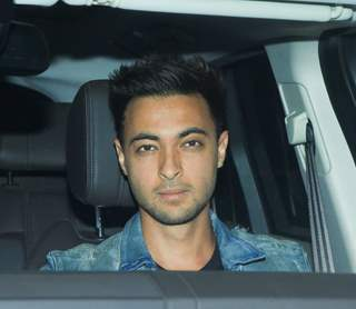 Aayush Sharmaat Pati Patni Aur Woh screening