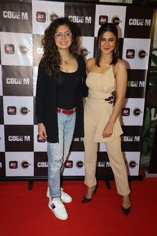 Drashti Dhami and Jennifer Winget