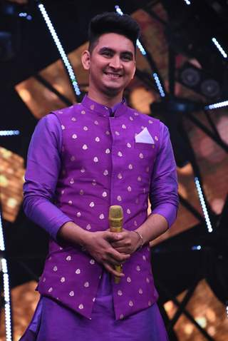 Rishabh Chaturvedi on Indian Idol 11