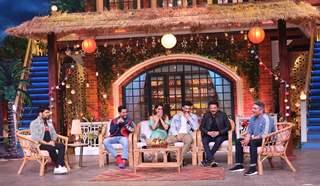 Kapil Sharma, Aditya Roy Kapoor, Disha Patani, Kunal Khemu, Mohit Suri and Anil Kapoor
