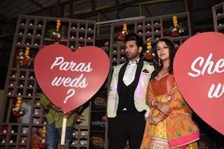 Paras and Shehnaaz