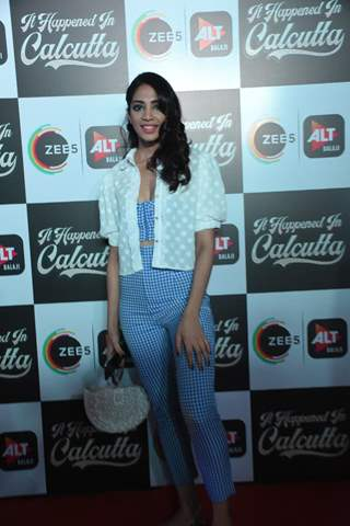 Special Screening of ALTBalaji and ZEE5's It Happened in Calcutta!