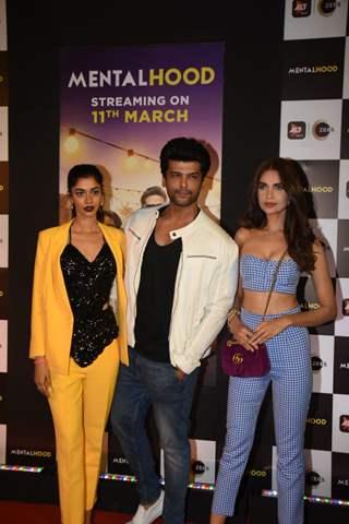 Celebrities at the screening of Alt Balaji and ZEE5 webseries Mentalhood