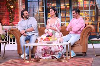 The Cast of Sooryavanshi at The Kapil Sharma Show!