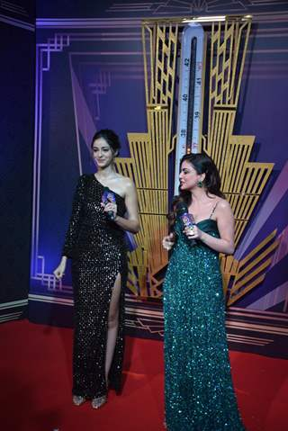 Ananya Panday and Shraddha Arya