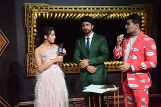 Nishant Singh Malkani and Sara Ali Khan