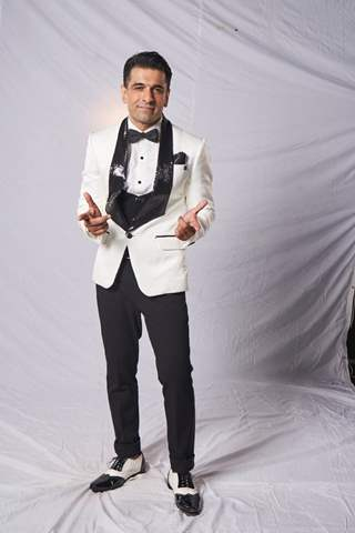 Eijaz Khan as Contestant in Bigg Boss 14 House