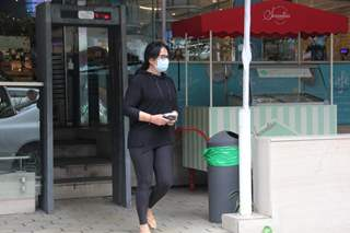 Ayesha Shroff snapped around the town