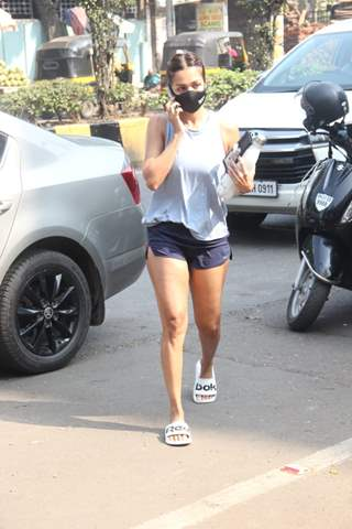 Malaika Arora snapped at Bandra