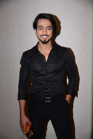 Faisal Shaikh at the promotions of 'Bang Bang'