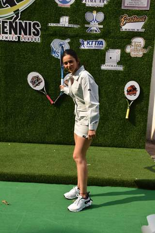Rakul Preet Singh at Tennis Premier League