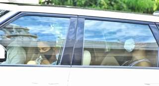 Rumoured couple, Tiger Shroff and Disha Patani snapped outside gym in Bandra