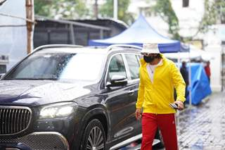 Ranveer Singh resumes work: Spotted at his upcoming big project