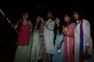 Rahul Vaidya-Disha Parmar wedding: Mehendi ceremony begins