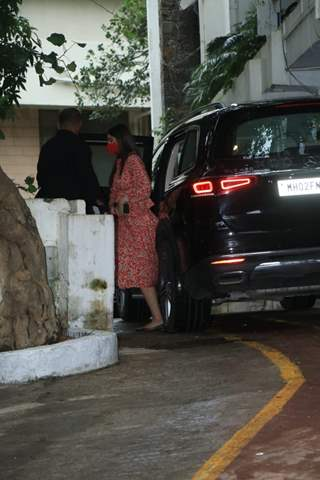 Sonam Kapoor snapped around the town