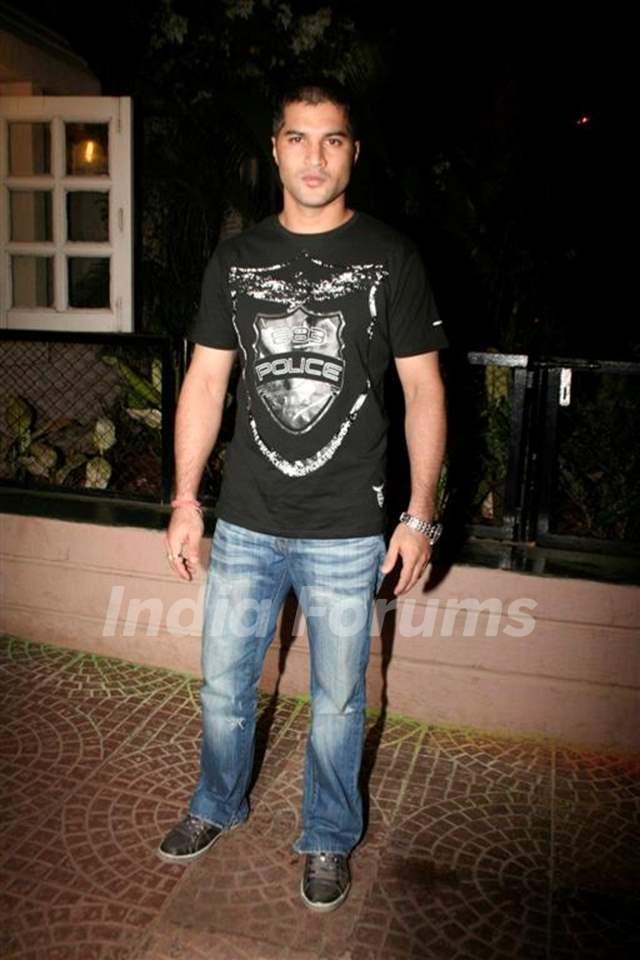 Vikas Sethi graces Ekta Kapoor's Diwali bash