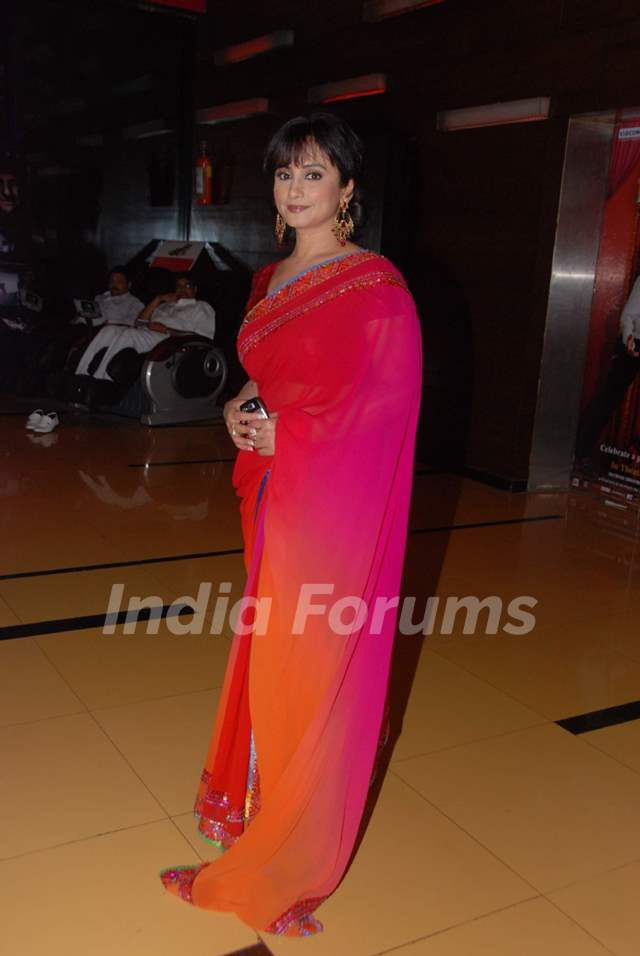 Divya Dutta at Masti Express Film Premiere at Cinemax. .