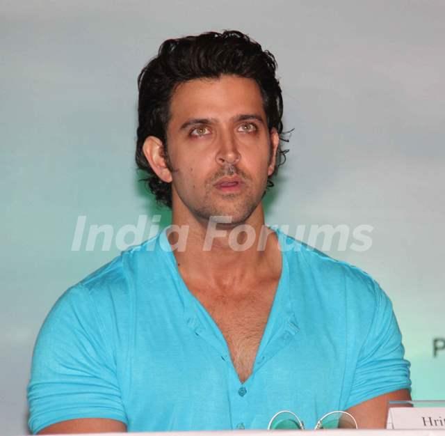 Hrithik Roshan at 'Zindagi Na Milegi Dobara' movie first ...