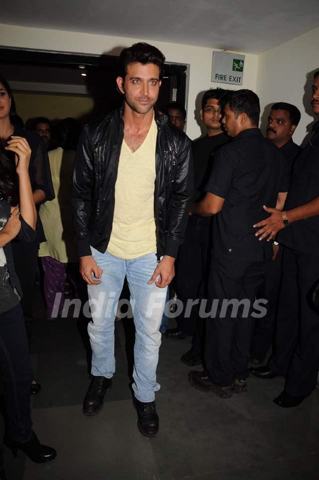 Zindagi Na Milegi Dobara stars Hrithik Roshan visit PVR at ...