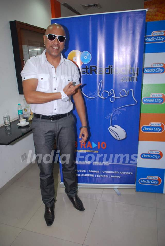 Baba Sehgal Launches New Album