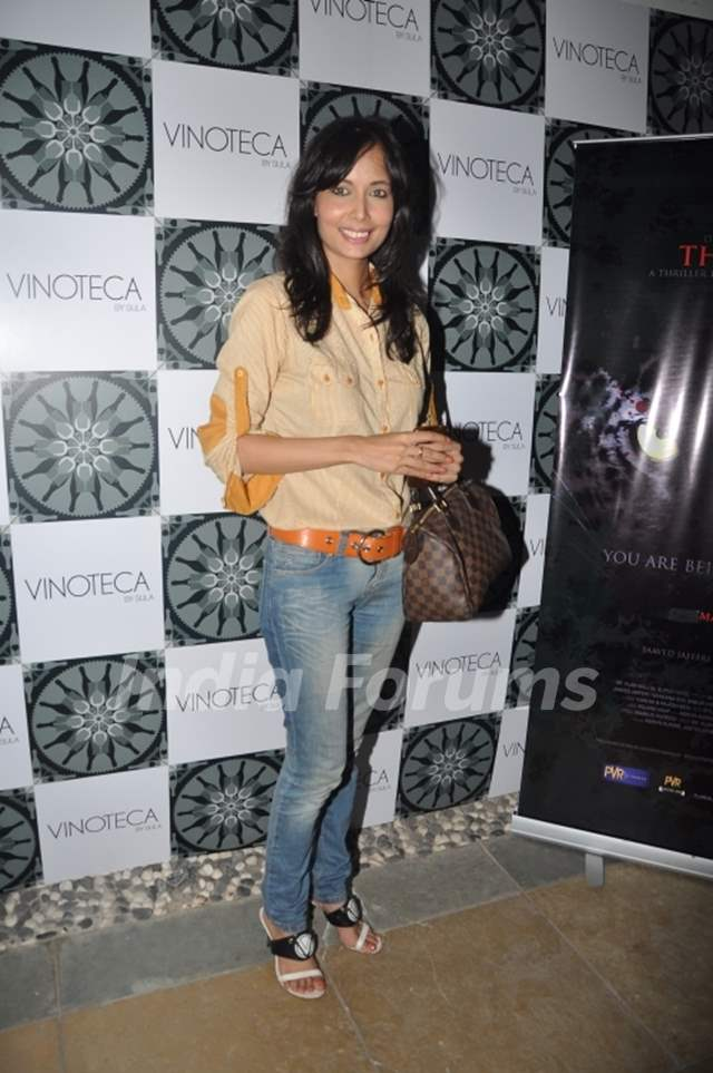 Shruti Sharma at Success Party for 'The Forest'