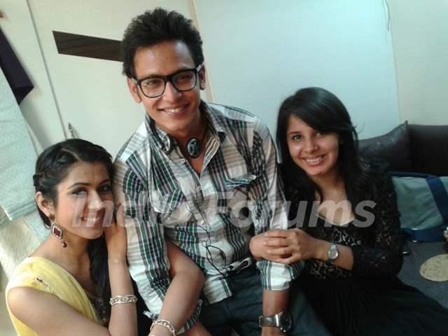 Ankita and Abhishek